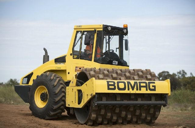 Compaction Bomag